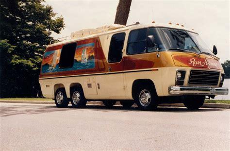 Van Rv Rental by Vintage Rv Picture 1977 Gmc Motorhome