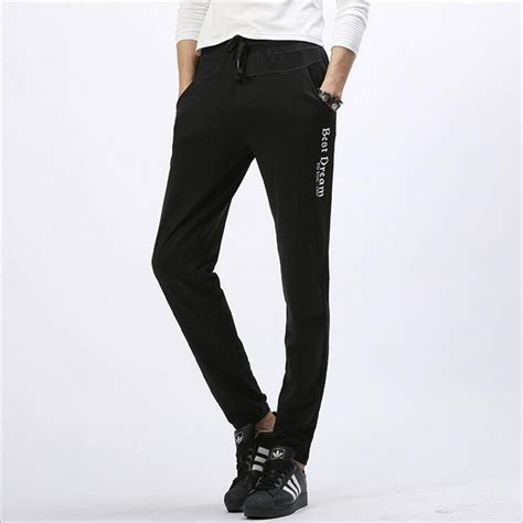 aliexpress joggers mens joggers new fashion casual sweatpants sport pants