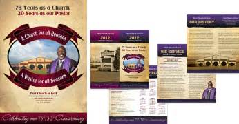 church souvenir booklet template webphotographix corporate identity and event branding