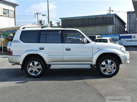 used toyota land cruiser prado 1998 for sale stock tradecarview 17373833