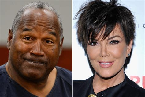 Yay Oj Book Tv Special Canceled by O J I Would Never Tap Kris Jenner Page Six