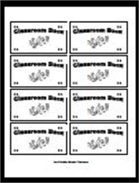 pics for gt printable money templates classroom