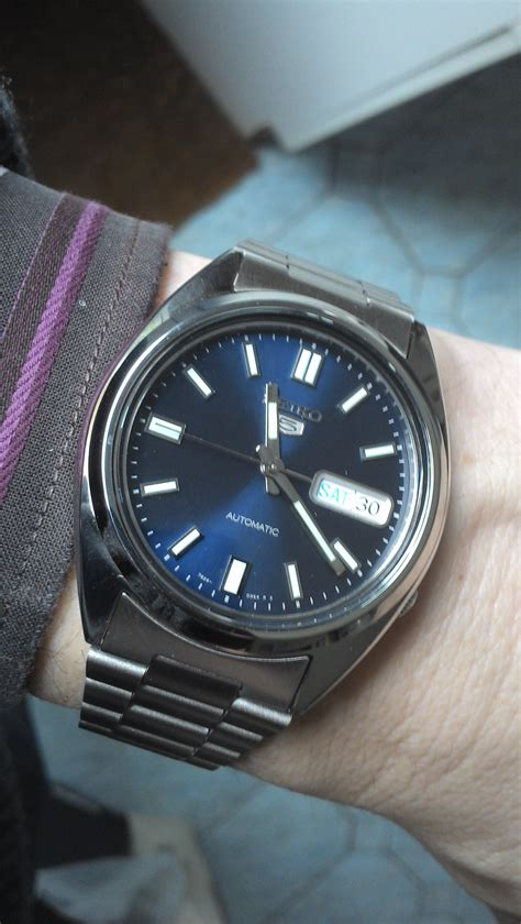 Seiko Gents 5 Watch (SNXS77)   WATCH SHOP.com?