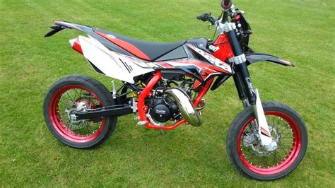 rr track beta rr 50 motard track 2014 youtube