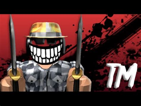 roblox thumbnail murder roblox 17 twisted murderer with snowgamer new thumbnail