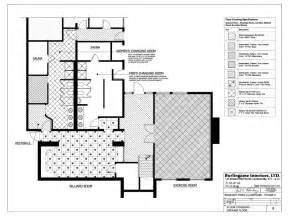 Finish Floor Plan portfolio conway creations