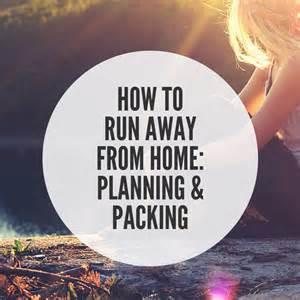 away from home how to run away from home before orphan survival guide