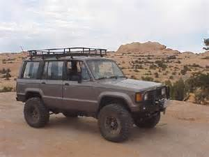 Isuzu Trooper Road 94 Isuzu Trooper Lifted Image 16