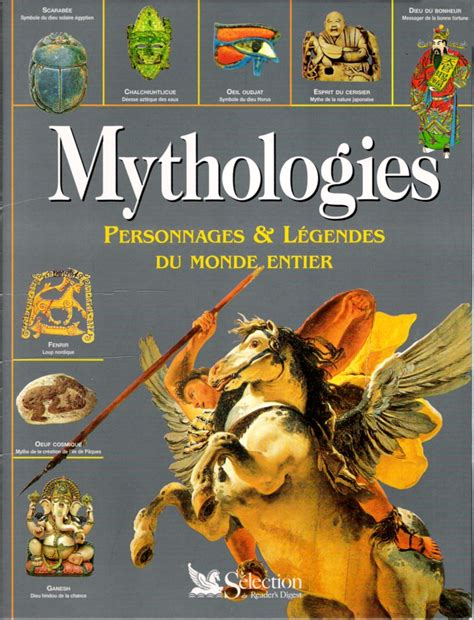 Mythes Et Mythologies Jp Dubs Since 2006