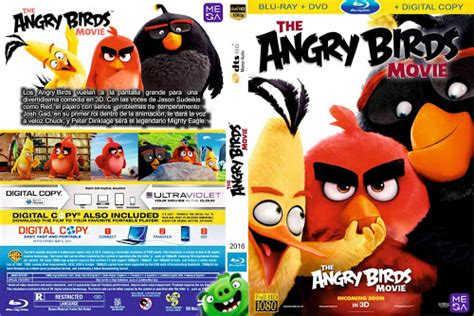 the angry birds movie dvd release date august 16 2016 the angry birds movie 2016 dvd cover coverdvdgratis