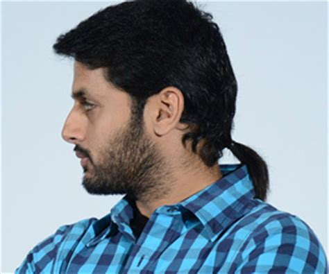 hairstyles of heros nitin pony tail for puri jagannath heart attack