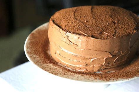 American Chocolate Cake august 2016