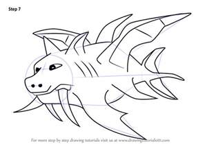 terraria coloring pages learn how to draw duke fishron from terraria terraria