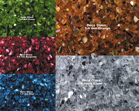 Crushed Glass Vase Filler by Crushed Deco Glass 9 Colors Vase Fillers 1 4mm Pieces Per