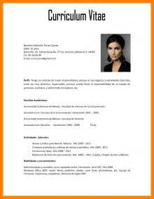 4  curriculum modelo word   resume sections