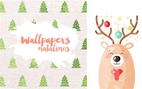 wallpaper natal 2017 wallpapers de natal para o seu celular colorindo nuvens