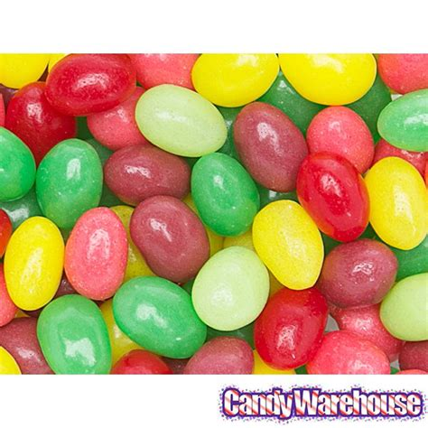 Now N Laters Gum Drops Jelly Beans by Now And Later Jelly Beans 7 Ounce Bag Candywarehouse