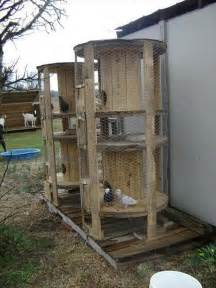 Chinchilla Hutch Beautiful Pigeon House Cage With Pallets Pallets Designs