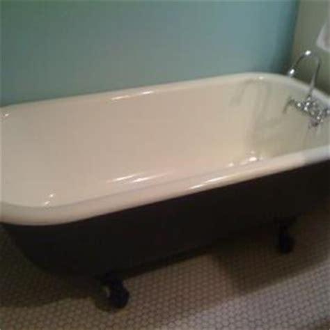 Fiberglass Clawfoot Tub Pkb Reglazing Bathtub Reglazings