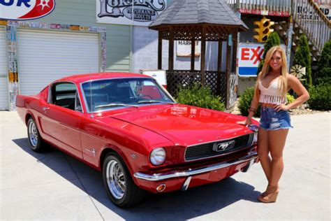 1966 mustang fastback 2 2 for sale 1966 ford mustang fastback 289 c4 automatic power steering