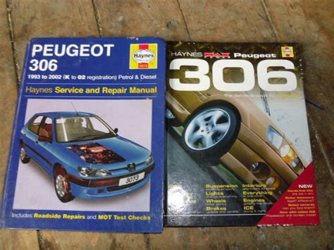 peugeot 306 haynes manual peugeot 306 haynes manual and modifying guide for sale in