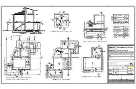 tavola strutturale domus engineering progetti di nuove abitazioni