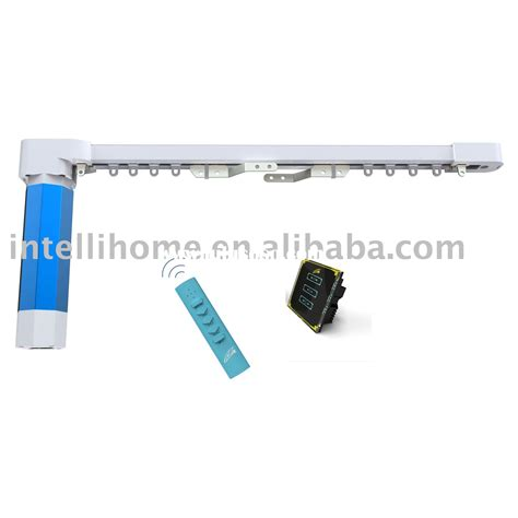 motorized curtain track system raex china dc motorized curtain track system md360 for