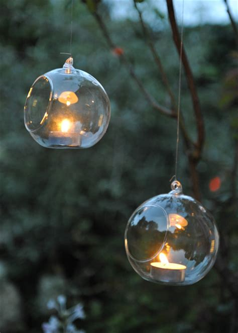 buy large bauble tea light holder delivery by crocus