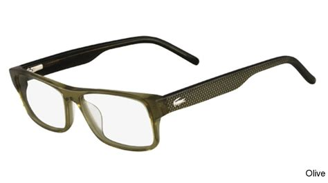 buy lacoste eyewear l2660 frame prescription eyeglasses