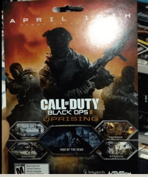 mob of the dead map pack new black ops 2 uprising dlc details leak attack of the