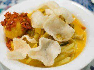Cetakan Lontong Sayur cara membuat lontong sayur enak resep masakan nusantara