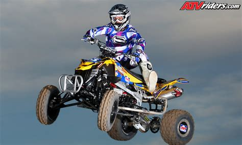 photo natali sxs john natalie on his motoworks can am ds450 atv