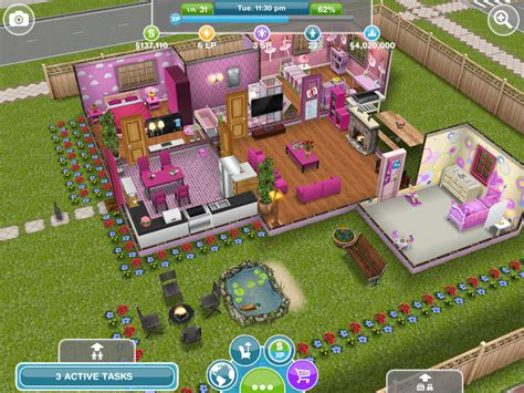 home design for sims freeplay 301 moved permanently
