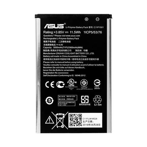 Lcd Asus Zenfone 4s Original bateria 2900 mah c11p1501 asus zenfone 2 laser ze550kl r