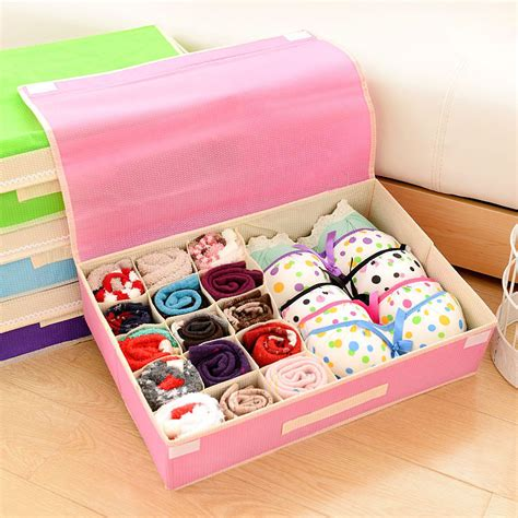 underwear organizer 15 cell organizer underwear closet drawer box divider