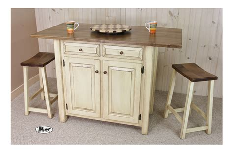 Amish Made Kitchen Islands Amish Made And Adirondack Style Kitchen Islands New York