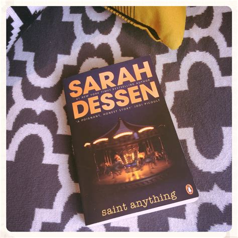 Anything By Dessen What S On My Bookshelf June July Bits Books With