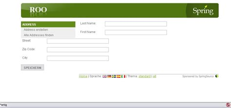 Javascript Spring Layout | roo 480 layout broken in internet explorer spring jira