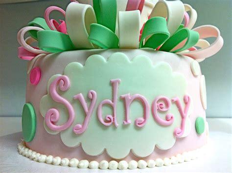 Cake Decorations Sydney by Megmade Cakes Baby Shower Cake For Sydney