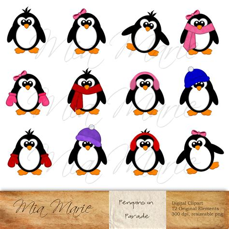 free penguin clipart many interesting cliparts