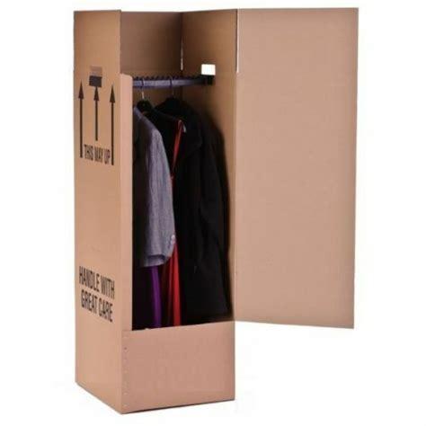 Large Wardrobe Boxes - 10 large strong removal moving wardrobe cardboard boxes ebay