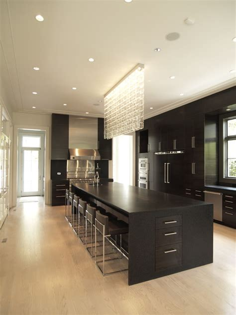 modern black kitchen black kitchens blue tea kitchens