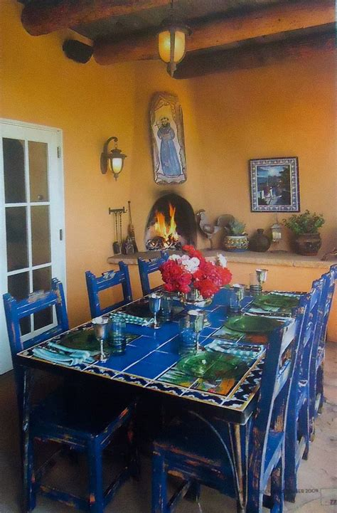 mexican kitchen table 25 best ideas about mexican dining room on