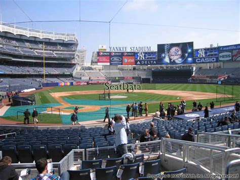 section 118 yankee stadium new york yankees yankee stadium section 118