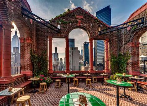 Best Roof Top Bars In Nyc by Nyc S 10 Best Rooftop Bars The 10 Best Rooftop Bars In