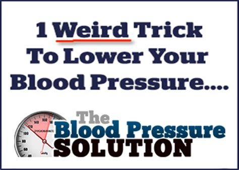 naturally lower high blood pressure quickly
