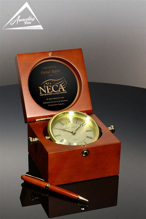 phd advisor gift retirement award clock plaque and gift ideas and wording