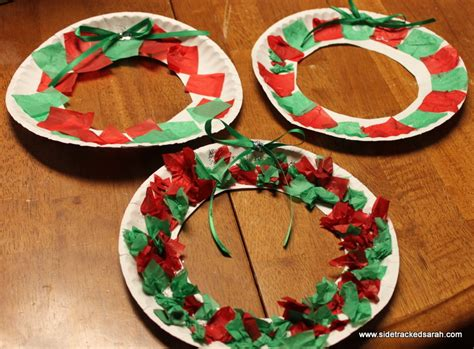 paper plate wreath crafts paper plate wreath 25 days series wreaths craft and
