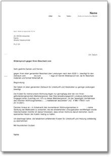 Musterbrief Widerspruch Baugenehmigung vorlage f 252 r den einspruch beim finanzamt gegen einen