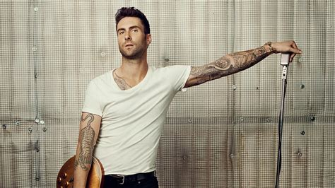 maroon 5 adam levine the voice wallpaper